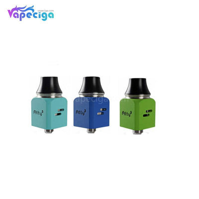 Wotofo Atty Cubed RDA 22mm 3 Colors Available