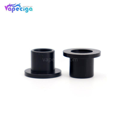 Black YUHETEC POM Drip Tip for Vape Pen Plus 2PCs