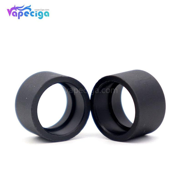 Black YUHETEC Replacement Drip Tip for Smok Stick V9 Max 2PCs Display