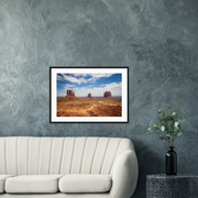 Monument Valley—Framed prints