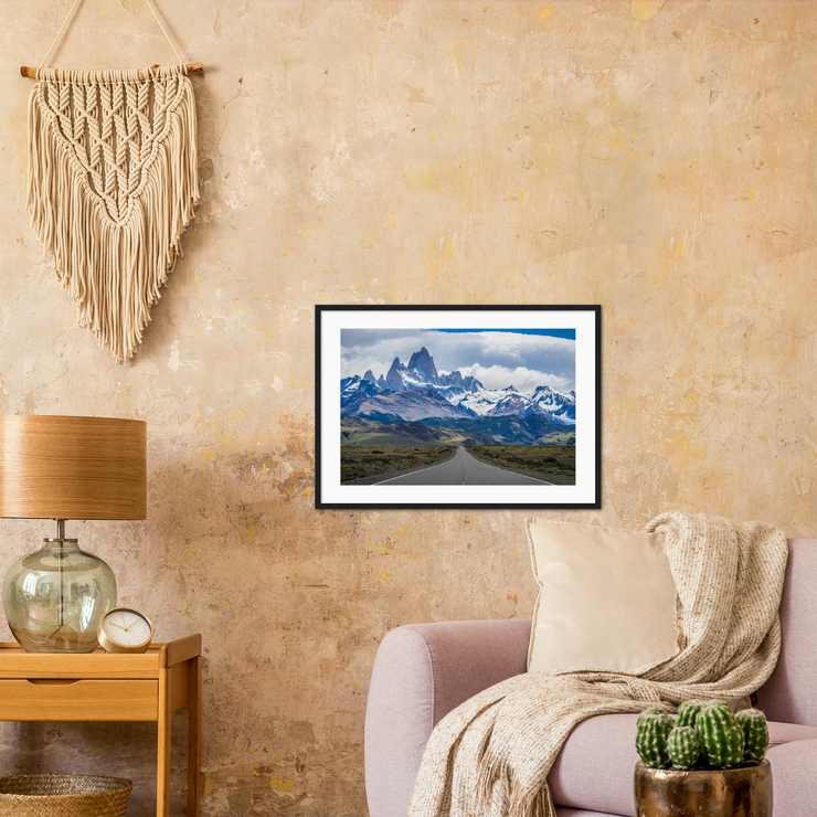 Fitz Roy—Framed prints