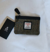 Load image into Gallery viewer, Harris Tweed Coin Purse