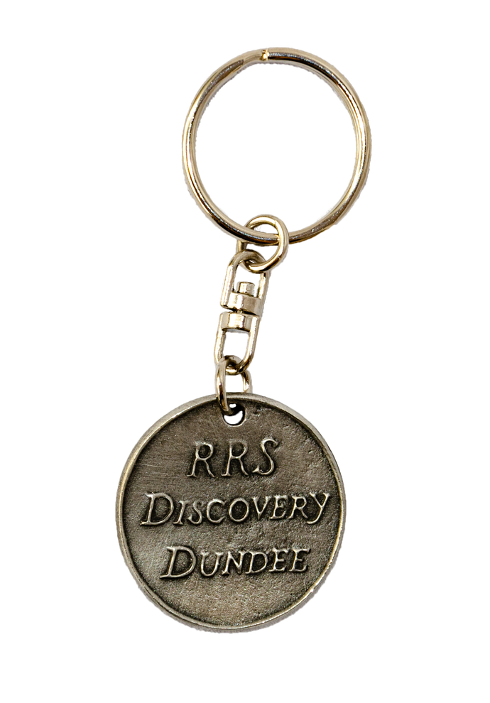 RRS Discovery Keyring