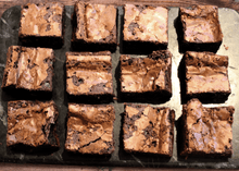 Load image into Gallery viewer, Belgian Fudge Brownies