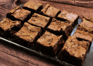 Belgian Fudge Brownies