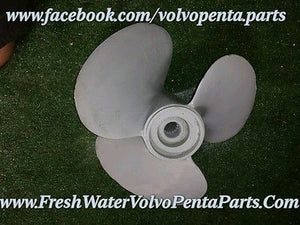 Volvo Penta Michigan wheel  Big 15 X 21 RH Long hub V8 Prop 290 280 270 SP Sp-C