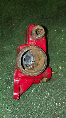Volvo Penta 3.0L Thermostat housing 3861409 w thermostat 3861550 & sensor