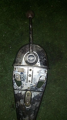 Volvo Penta Top Mount Morse shift & throttle Control Early 1980s