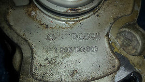 Volvo Penta AQ171 C Bosch Distributor with cap and plug wires Complete