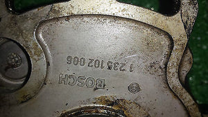 Volvo Penta AQ171 C Bosch Distributor DOHC w cap Complete Germany made Cam mount