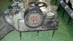 Volvo Penta aq171 C AQ 171 A  Cylinder head  Lower  855510 Casting 1000532 Parts