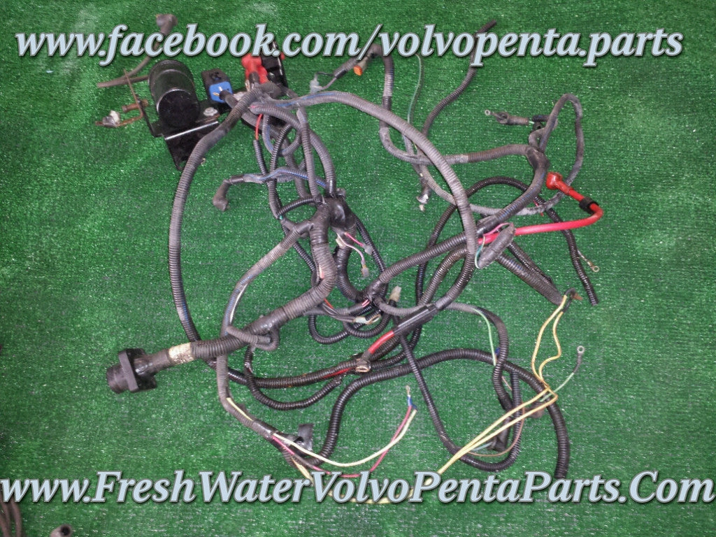 Volvo Penta Ignition Systems And Distributors