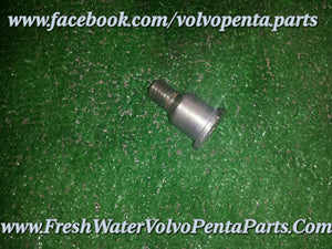 Volvo Penta single Bolt helmet Shoulder Screw 832716 or 839696 Early 1980s