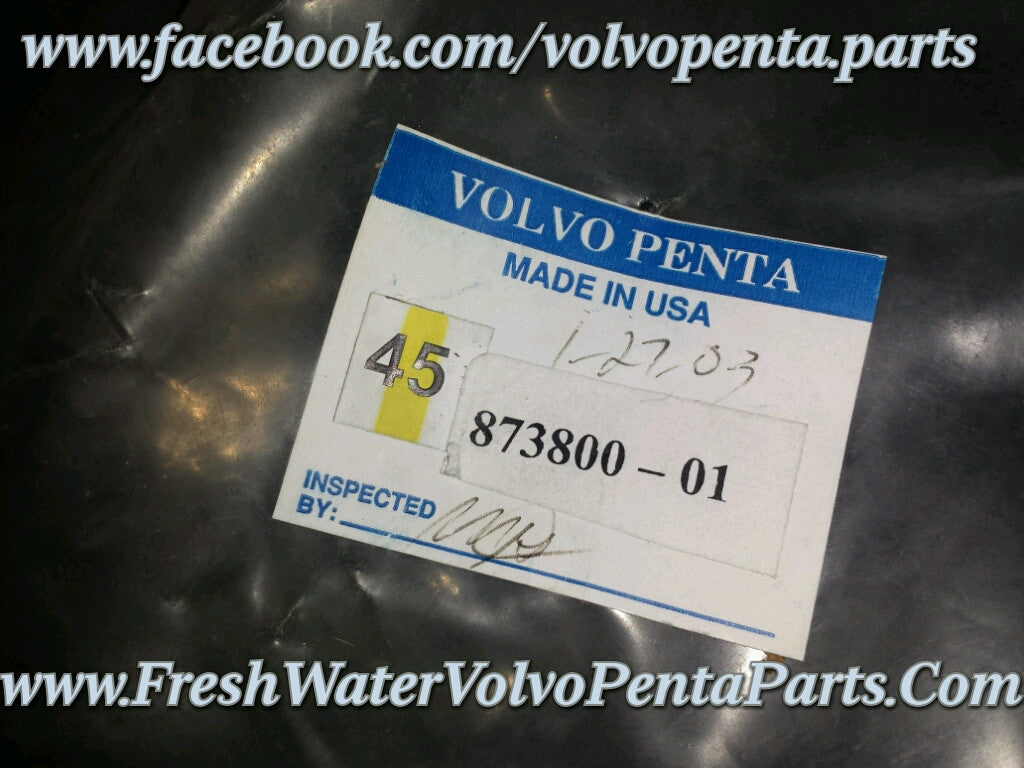 New In The Bag Volvo Penta Trim Wiring Harness P N 873800 Nos 290 Dp