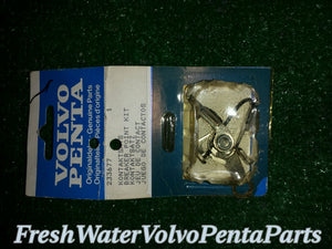 New Volvo Penta Breaker Point set P/n 233677 New old Stock Points