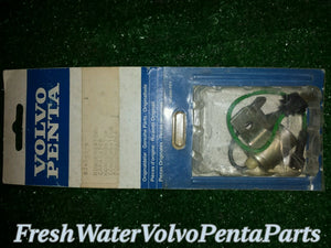New Volvo Penta Condenser / Capacitor P/n 834545-6 for AQ 115 Aq 130 NOS  New Old Stock
