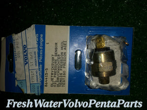 New Volvo Penta oil pressure sensor P/ N 864415-5  NOS New Old Stock