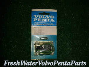 New Volvo Penta condenser / capacitor 834546  NOS New Old Stock