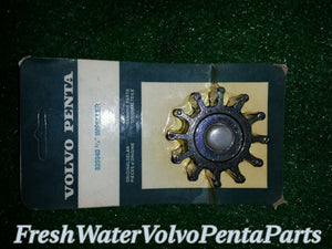 New Volvo Penta V8 V6 Impeller kit New Old Stock P/N 825940 In package