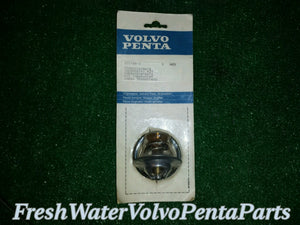 New Volvo Penta Thermostat Kit P/n 875788-2  New old Stock Points.