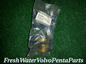New Volvo Penta Thermostat Kit 75 degree 876052 Wahler Thermostat,   New old Stock