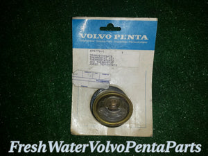 New Volvo Penta Thermostat Kit 60 degree 875779  New old Stock