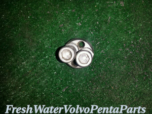 Volvo Penta Pivot pin 852705 2 bolt style for  Dp-A Dp-C Sp Dp 290 280 275 270