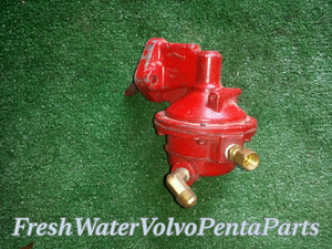 Volvo Penta Carter GM V8 305  350 Mechanical Fuel Pump