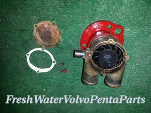 Volvo Penta GM V8 V6 Crank mount Raw water pump 10-24076-1 Johnson pumps