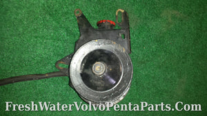 Volvo Penta 5.7L Gi Power Steering / servo Pump P/n 3850492 & pulley 3853804