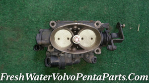 Volvo Penta 7.4 GI 8.2 Liter 454 502  Throttle body 3856942