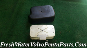 Volvo Penta 7.4 Gi 8.2 Gi Flame Shield Filter  P/n 3854669 EFI Throttle body