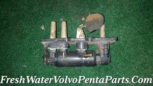 Volvo Penta High Pressure Fuel Pump  3855399 & Float Reservoir Assembly
