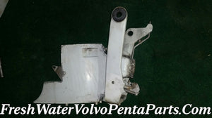 Volvo Penta 280 280Pt 280T intermediate Reverse lock & suspension fork