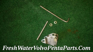 Volvo Penta Dp-A Dp-C 290-A 851412 reverse locking rod 897829 gear yoke
