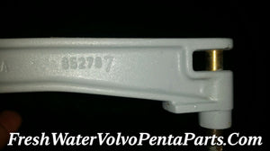 Volvo Penta V8 V6 290 Dp SP power steering arm & linkage 852745 852787 852786