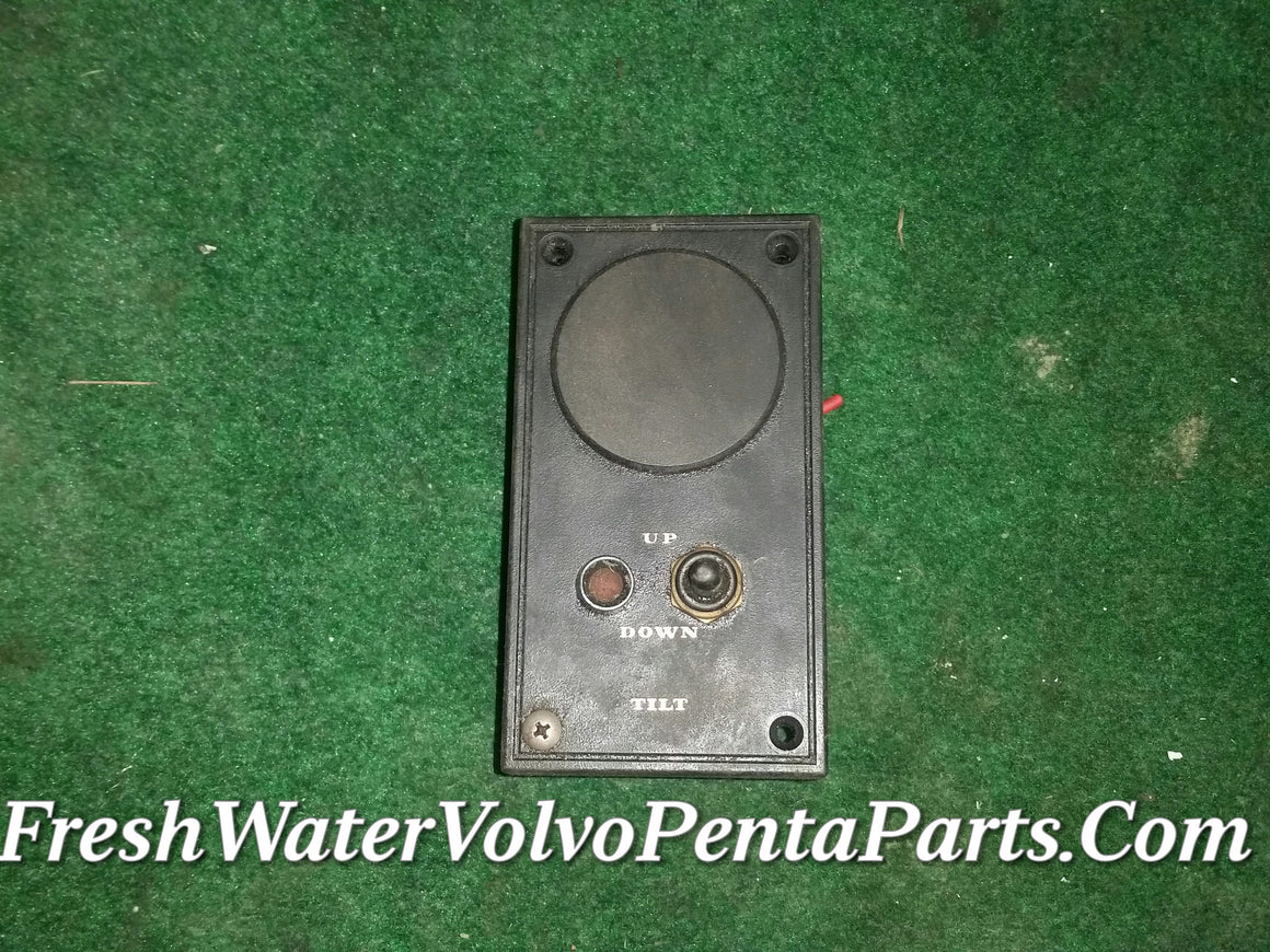 Volvo Penta Tilt  Trim switch & indicator light
