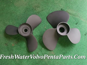 Volvo Penta Dp Propellers B5 Balanced and reworked B5 854826 & B5 854834