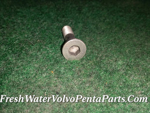 Volvo Penta Upper gear unit hollow Screw thru P/n 814643