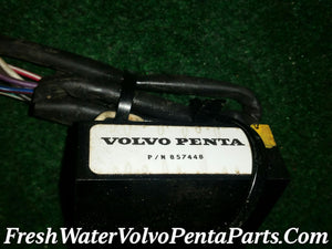 Volvo Penta OEM Trim Control Unit Trimmer Module 857448