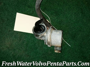 Volvo Penta MD7 Md7A mechanical  fuel Feed Pump Diesel 2 Cylinder 21134777