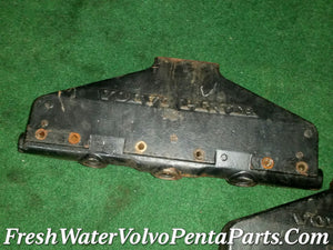 Volvo Penta V8 Gm Exhaust manifolds 856877 & 835806 1979- 1993
