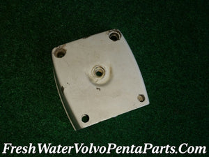 Volvo Penta Upper Gear Unit Cover DP-A Sp-A Cast 854098 P/n 854024