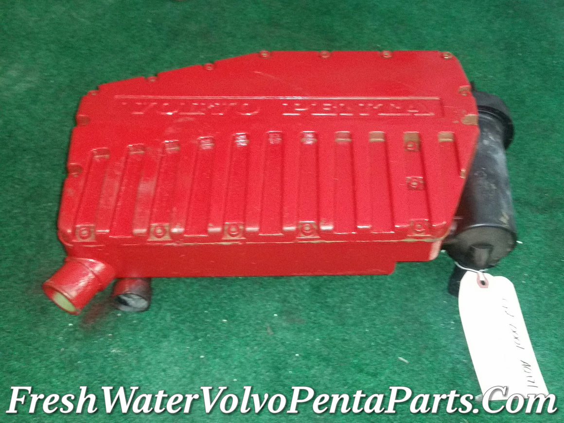 Volvo  Penta Aq171 C heat exchanger 855555 big core Pressure tested