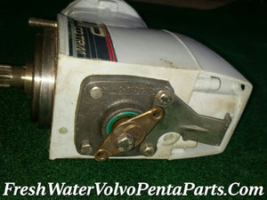 Volvo Penta Rebuilt Resealed Dp-A Upper  gear unit Tagged 1.95 Standard Bearing