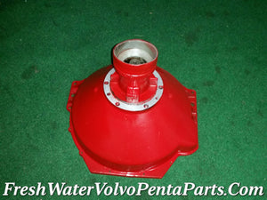 Volvo Penta Gm V8 V6 Excellent Bearings Flywheel cover Bellhousing 853978 26 Spline