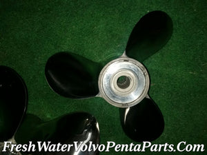 Volvo Penta Stainless Steel C7 Props New Hubs Balanced Polished C7 854869 C7 854873