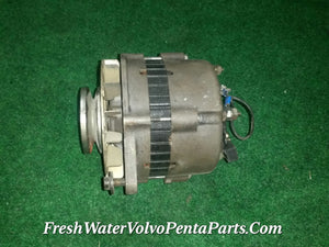 Volvo Penta V belt Mando Alternator P/n 3860171 OEM 65 Amp Like new V8 V6