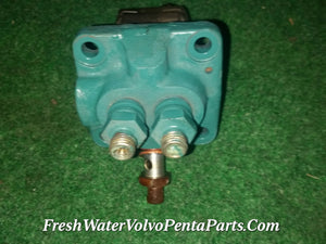 Volvo Penta Diesel Bosch MB2B  2 cylinder fuel injection Pump  833186 840392