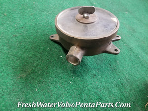 salvage Volvo Penta parts